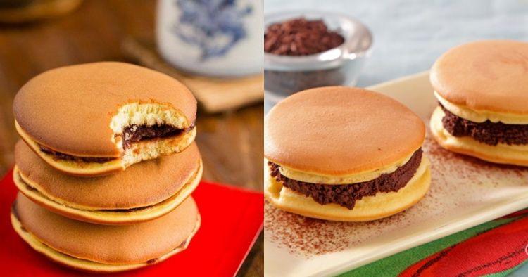 Ini cara gampang membuat kue dorayaki, makanan kesukaan Doraemon