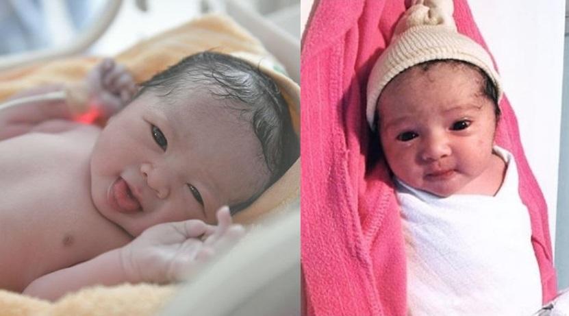 Baru lahir, 6 bayi artis ini bikin heboh karena cantik & ganteng abis