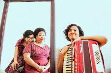 Album debut trio ini unik banget, serasa dengar piringan hitam