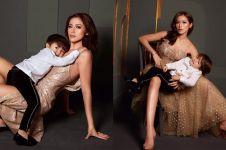 Berfoto bareng anak, 7 pose Jessica Iskandar ini bikin gagal fokus