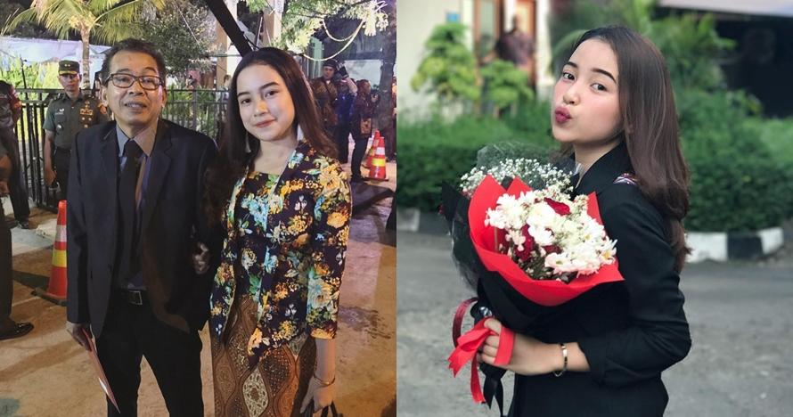 10 Pesona Putri Anjani, anak komedian Jarwo Kuat yang manis abis