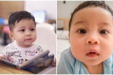10 Tingkah gemas Zayka Mavendra, anak YouTuber Bena Kribo & Vendryana
