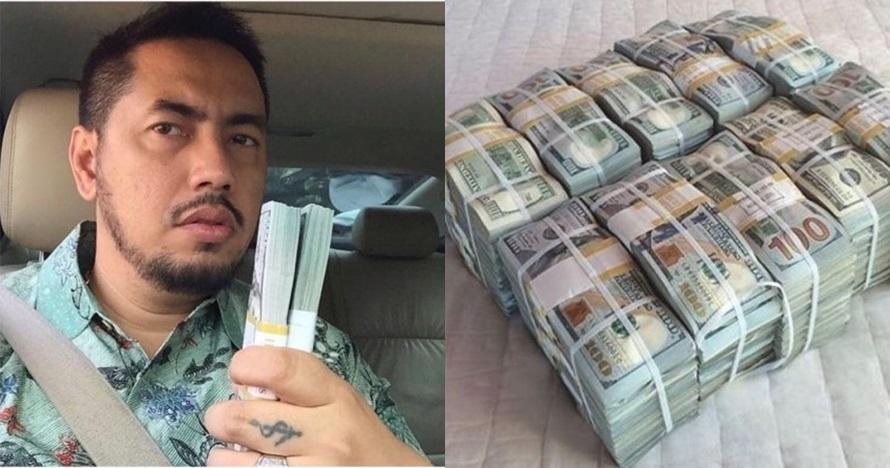 5 Seleb ini pernah pamer duit segepok di akun media sosialnya