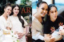 10 Momen kekompakan Sandra Dewi & Yuanita Christiani, friendship goals