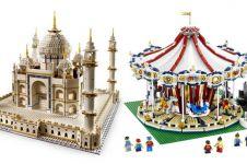 Lego berulang tahun ke-60, ini 5 karya tersulit yang pernah dibuat