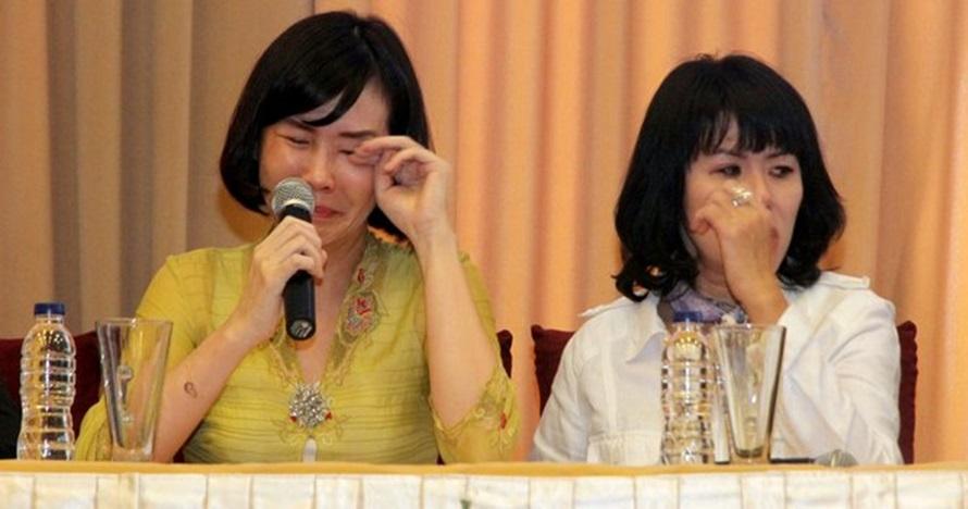Curhat haru sang adik jelang sidang perceraian Ahok dan Veronica Tan