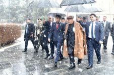 Alasan Presiden Jokowi tolak kenakan rompi antipeluru di Afghanistan