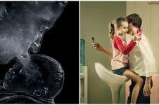 10 Iklan sosial yang gambarkan kebiasaan buruk ini nyindir banget