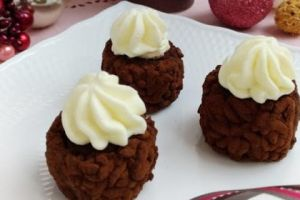 Penampakan sushi edisi Valentine, rasa manis dengan cokelat dan keju