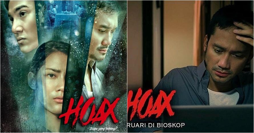 Tertunda 5 tahun, ini 5 fakta film Hoax yang dibintangi Vino G Bastian