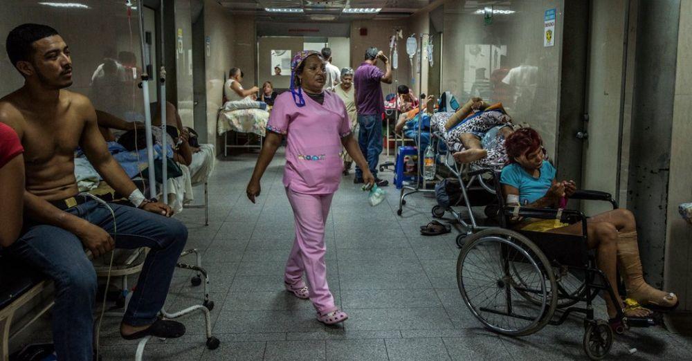 rumah sakit luis razetti © nytimes.com
