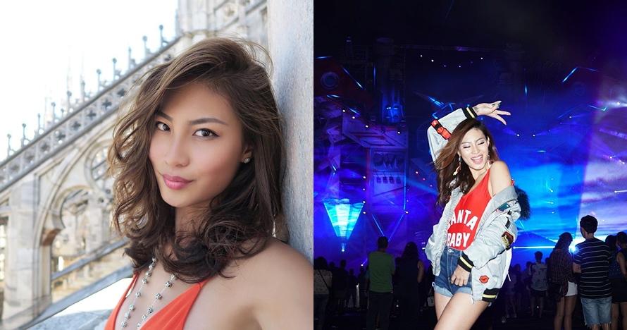 10 Pesona Patricia Gouw, model kocak jebolan Asia's Next Top Model