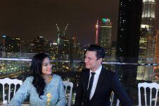 19 Tahun bersama, Titi Kamal kenang  keromantisan Christian Sugiono