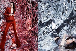 7 Pose menantang Sophia Latjuba saat pemotretan, auranya seksi abis