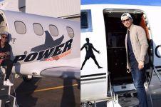 Penampakan jet pribadi 10 pesepak bola dunia yang jarang orang tahu