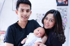 10 Potret Baby Xabiru, putra Rachel Vennya yang imut & curi perhatian