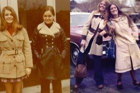 12 Gaya busana cewek 70-an yang tetap kece buat OOTD zaman sekarang