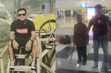 Begini kronologis pemuda Jogja tolong kakek asal Medan, bikin haru