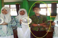 5 Potret semasa hidup guru di Sampang yang meninggal dianiaya siswanya