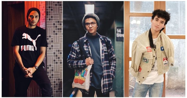 6 Aktor muda ganteng di film Dilan, pesonanya bikin cewek ...