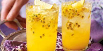 Tak cuma soda gembira, ini 5 minuman hits campuran air berkarbonasi