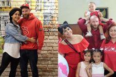 8 Momen bahagia Melaney Ricardo rayakan ulang tahun anaknya di SLB