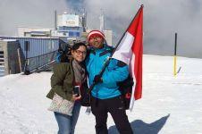 Cerita Koko Mariko, pemburu kuis yang sukses liburan gratis ke Eropa