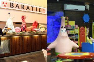 Unik dan Instagramable, ini 5 tempat makan yang bertema tokoh kartun