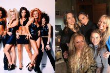 10 Potret transformasi personel Spice Girls, siap bikin proyek baru