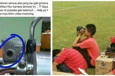11 Kelakuan orang Indonesia nggak paham fungsi benda ini bikin ngakak
