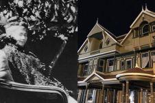 10 Potret angker rumah Winchester yang kisahnya sudah difilmkan