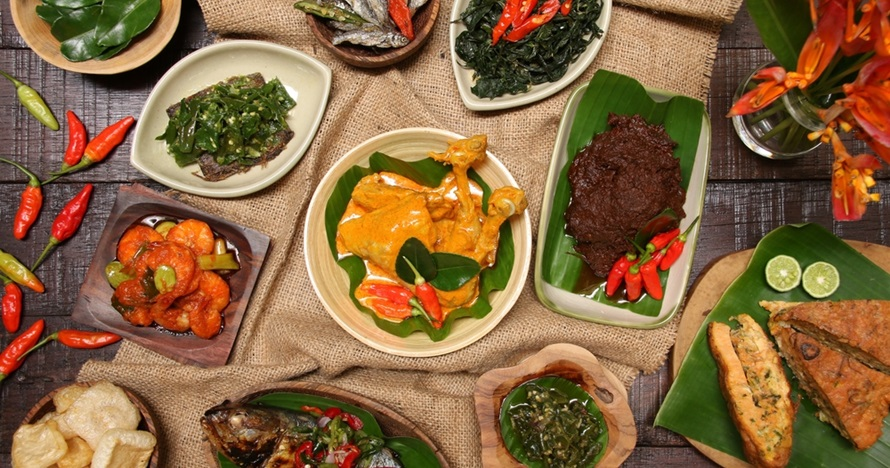 Mendunia, ini 6 fakta unik tentang rumah makan Padang