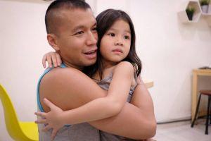 Single parent, Samuel Rizal dikomplain anak gara-gara sibuk syuting