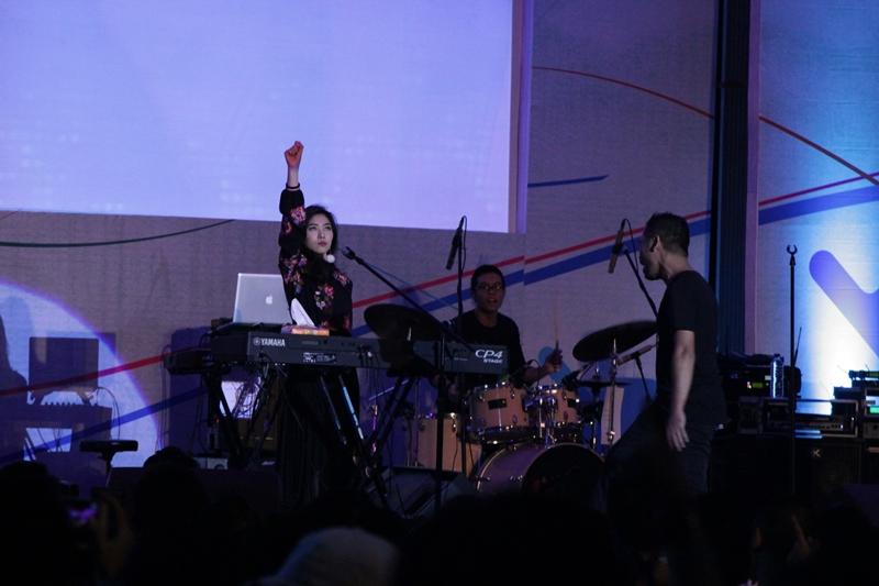 Isyana Konser © 2018 brilio.net