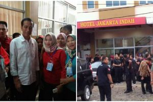Ini hotel Rp 450 ribu/malam tempat Jokowi menginap di Dharmasraya