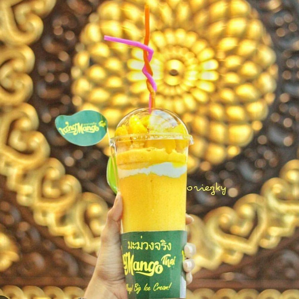5 Kuliner Thailand © 2018 Instagram
