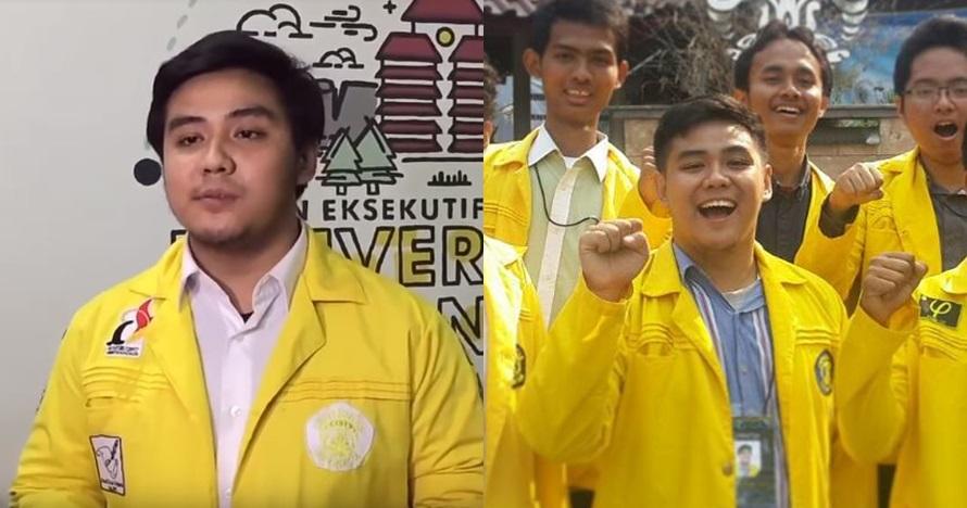 Viral, terungkap kejanggalan di jaket almamater Ketua BEM UI Zaadit