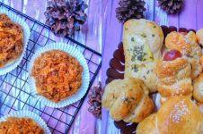 Ini resep gampang bikin roti unyil, makanan super lembut dari Bogor