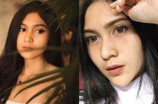 10 Pesona Denira, aktris cantik yang  jalan bareng Kevin Sanjaya