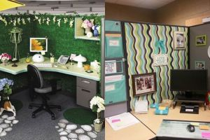 7 Ide desain kreatif meja kantor ini bakal tambah semangat kerjamu