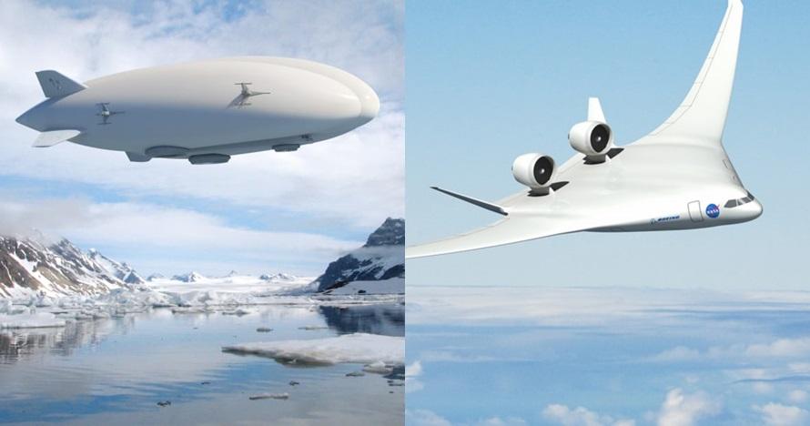 9 Pesawat kargo berdesain unik di dunia, ada mirip lumba-lumba