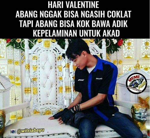 Meme Valentine © 2018 brilio.net