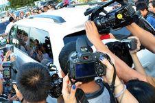 3 Pesan penting dari Jokowi bagi jurnalis di Hari Pers Nasional