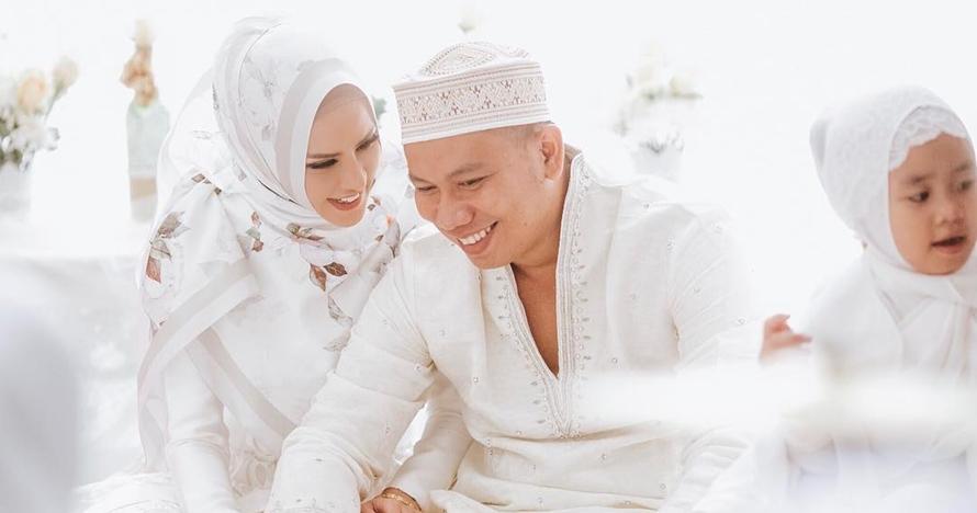 Sah! Vicky Prasetyo dan Angel Lelga resmi jadi suami istri
