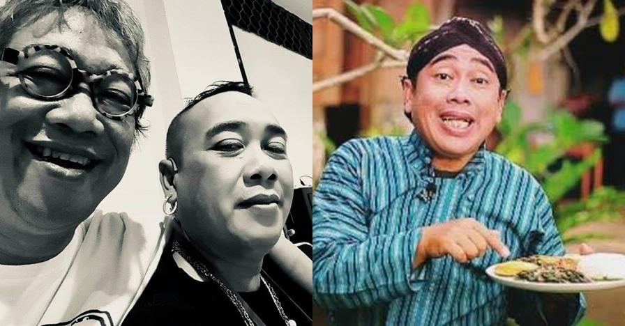 Komedian Gareng Rakasiwi meninggal, dunia seniman Tanah Air berduka