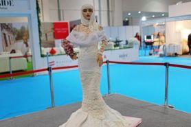 Kue pernikahan dibanderol Rp 10 miliar, ini ternyata keistimewaannya