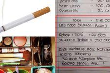 Perbandingan biaya makeup vs rokok ini makjleb abis, sentil para suami