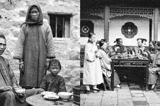 10 Potret etnis China berkulit cokelat yang jarang terekspos