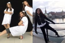 6 Pose foto antimainstream ala Jessica Iskandar ini bikin salah fokus