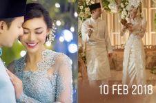 8 Momen sakral pernikahan Puteri Indonesia 2013 Whulandary Herman